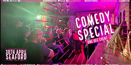 Comedy Special at the Seven Sisters! (Seaford) tickets