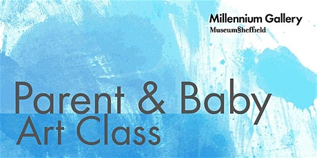 Parent & Baby Art Class tickets