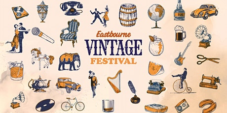 Eastbourne Vintage Festival 2020 tickets