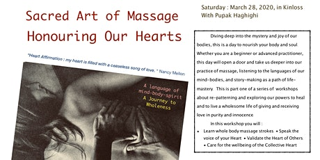 Sacred Art of Massage, Honouring Our Hearts tickets