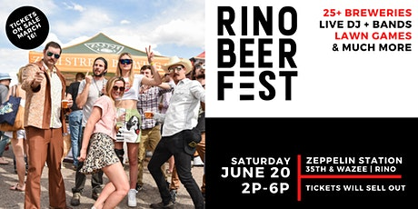 RiNo Beer Fest 2020 tickets