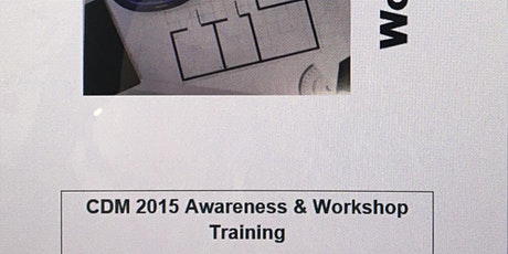 CDM Awareness & Workshop tickets