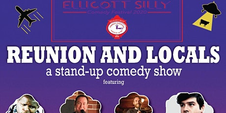 "Ellicott Silly Comedy Festival ""Reunion & Locals"" Stand Up Comedy Showcase tickets"