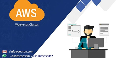 AWS training by Industry experts (Sameer) in Bangalore tickets