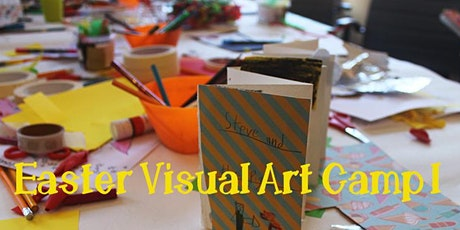 Easter Visual Art Camp I tickets