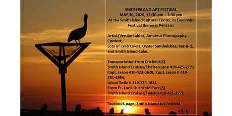 Smith Island Art Festival tickets