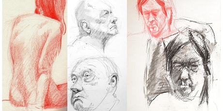 Where to Draw the Line: Portrait and Figure Sketching Workshop tickets