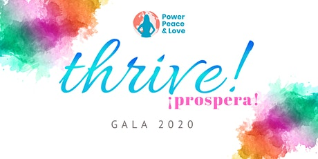 Thrive! Gala 2020 tickets