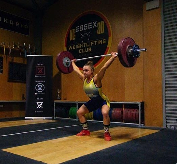 Essex Weightlifting Club Open- Date: 6 weeks after Gyms re-open image