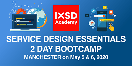 Service Design Training in Manchester May 5 & 6 - 2 Day Course tickets