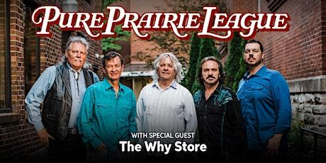 Pure Prairie League tickets