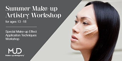 LA SFX Application Techniques – Summer Make-up Artistry Workshop 1  (CANCELLED DUE TO COVID-19)