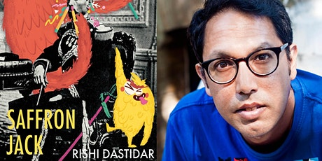 Saffron Jack by Rishi Dastidar (full reading) tickets
