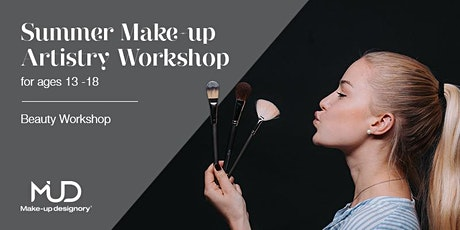 NY Beauty - Summer 2020 Make-up Artistry Workshop 1  (CANCELLED - DUE TO COVID-19) tickets