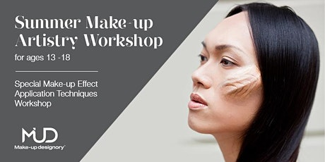 NY SFX Application Techniques - Summer 2020 Make-up Artistry Workshop 1  (CANCELLED - DUE TO COVID-19) tickets