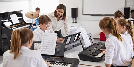 Curriculum and beyond: An inspiring music education (KS3) tickets