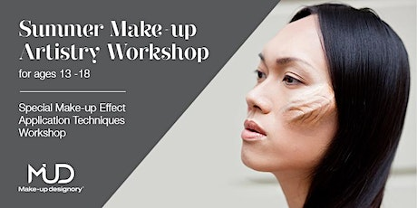 NY SFX Application Techniques - Summer 2020 Make-up Artistry Workshop 2  (CANCELLED - DUE TO COVID-19) tickets