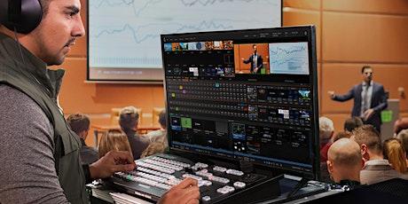 Treinamento Operador de Streaming ingressos