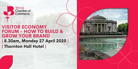 Visitor Economy Sector Forum tickets