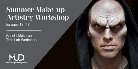 NY SFX Lab Techniques - Summer 2020 Make-up Artistry Workshop 1  (CANCELLED - DUE TO COVID-19) tickets