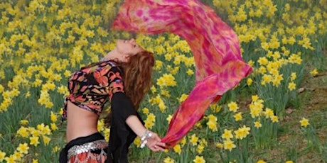 Bellydance for Chakras - SPRING 2020 tickets