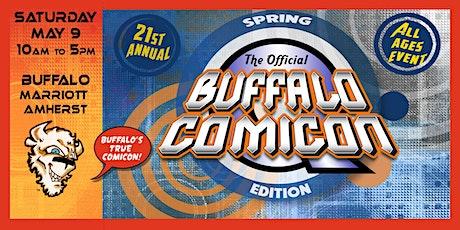 The Official BUFFALO COMICON tickets