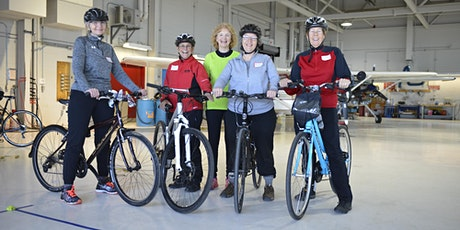 55+ Women-only Cycling Skills tickets