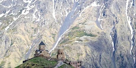 Rejseforedrag - Armenien og Georgien tickets