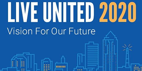 2020 LIVE UNITED Luncheon tickets