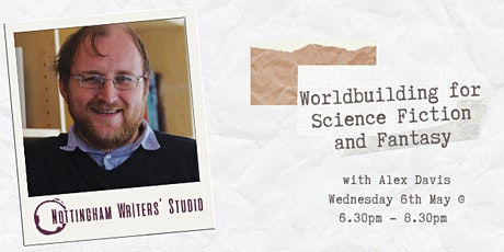 World Building for Science Fiction and Fantasy *ONLINE WORKSHOP* tickets