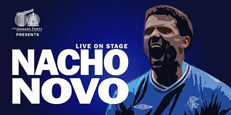 An Evening with Nacho Novo tickets