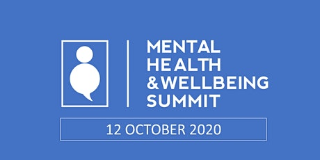 Mental Health and Wellbeing Summit 2020 tickets