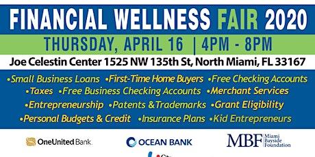 Financial Wellness Fair 2020 tickets
