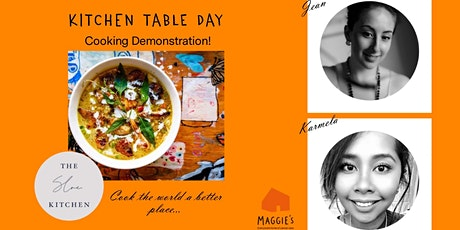 Maggie's West London Kitchen Table Day tickets
