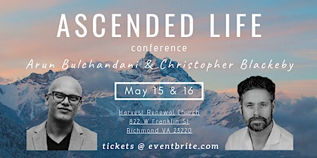 POSTPONED- Ascended Life Conference  tickets
