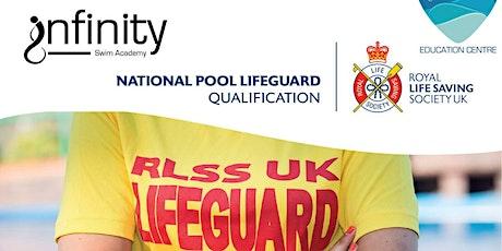 National Pool Lifeguard Qualification (NPLQ) Deposit tickets