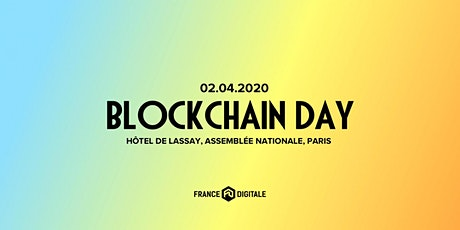 Blockchain Day 2020 - Speed-datings startups / VCs et corporates tickets
