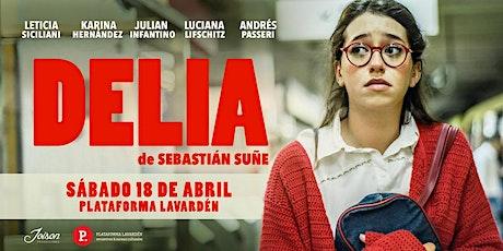 Delia en Rosario entradas