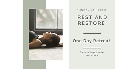 One Day Wellness Retreat Reset & Restore tickets