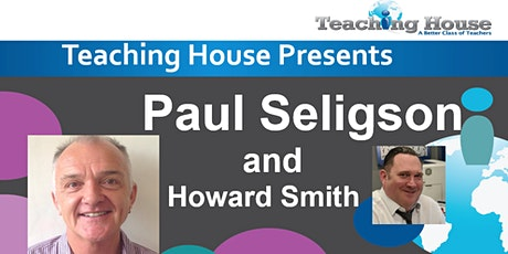 Teaching House Presents Paul Seligson (Hooking English: Using song lines) tickets