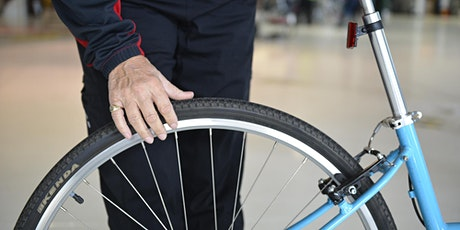 55+ Women-only Tire-changing & Basic Bike Maintenance tickets