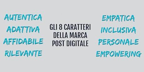 Branding By Design biglietti