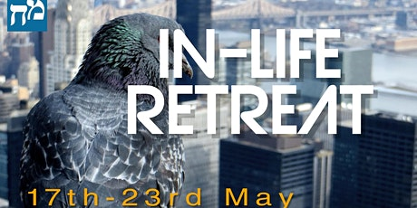 In-Life Retreat: A Wider View to Life tickets