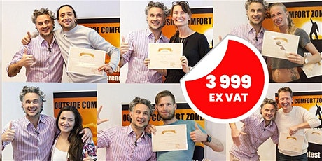 2-day practical public speaking course  in Eng/Swe with personal coaching tickets
