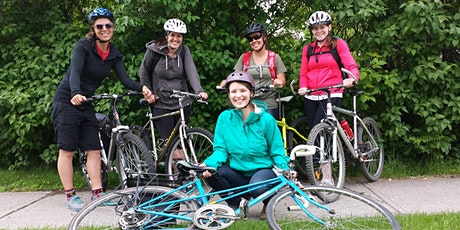 Women-only Commuter Cycling Skills tickets