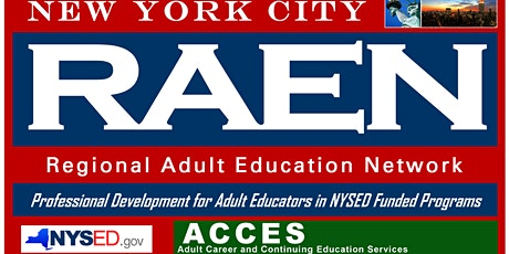 The Pivotal Role of Vocabulary in the ABE & ESL Classroom-BE/ESL (NEW) BALC (free parking) tickets