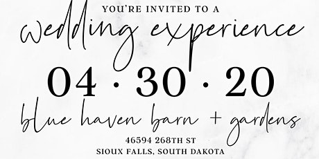 A Wedding Experience tickets