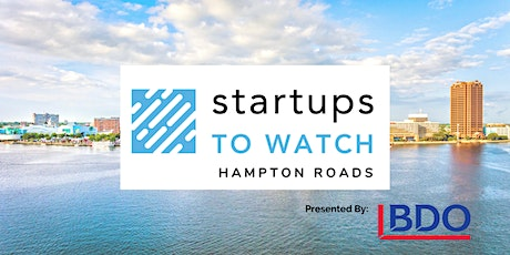 Inno on the Road: Startups to Watch Hampton Roads (POSTPONED, New Date TBA) tickets