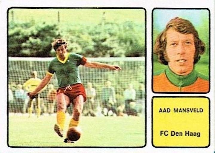 Afbeelding van Een verhalenavond over Aad Mansveld met sportjournalist Jaap de Groot