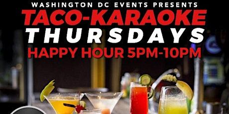 DC Karaoke tickets